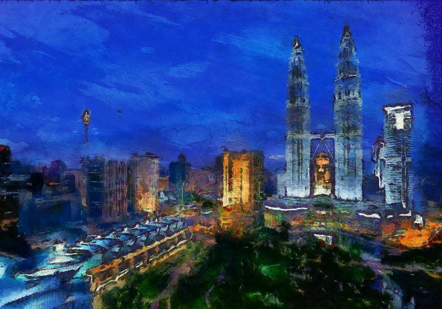 Kuala Lumpur City Views by Mario Carini