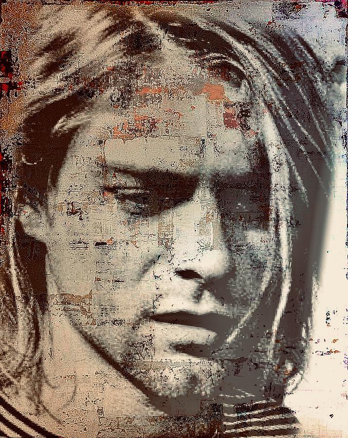 Kurt Cobain by Jayime Jean