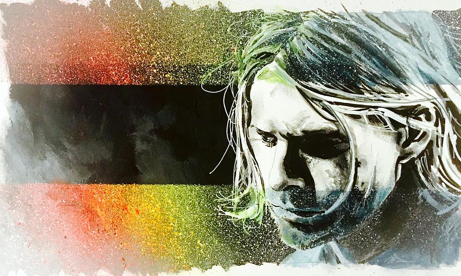 Kurt Cobain by Joel Tesch