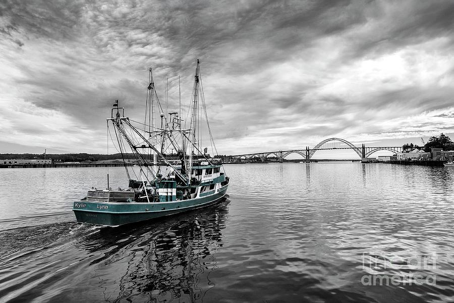 Kylie Lynn - Fishing Boat by Sonya Lang