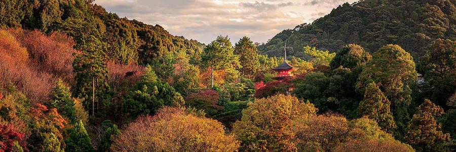 Higashiyama, Kyoto Photograph