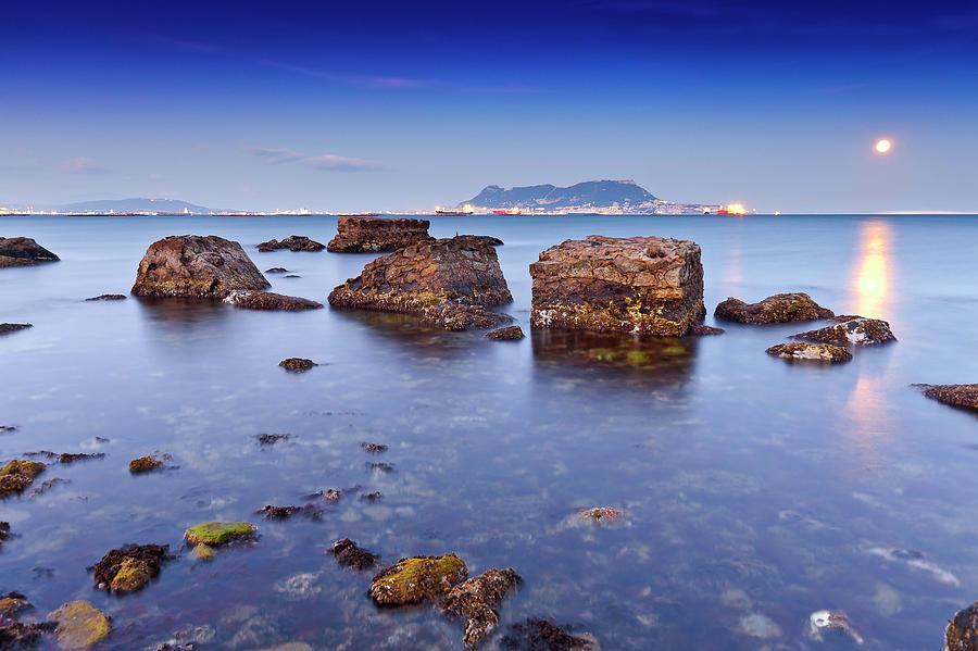 Algeciras Photograph - La Ballenera by Mis Imagenes