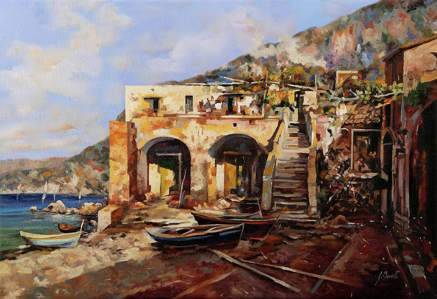 La Casa Dei Veneziani Painting