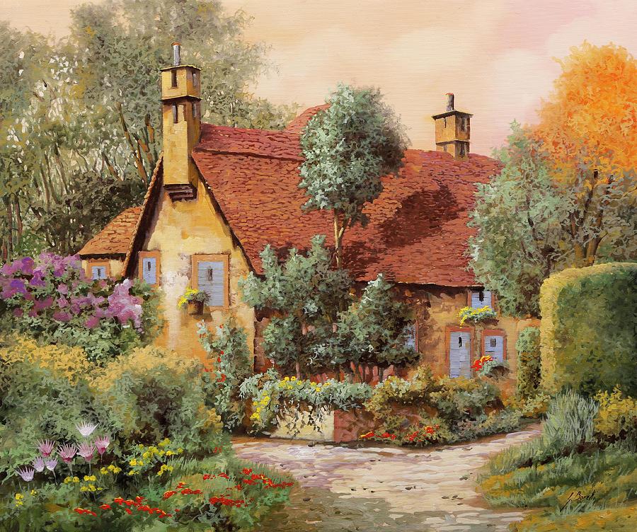 La Casa Inglese Painting