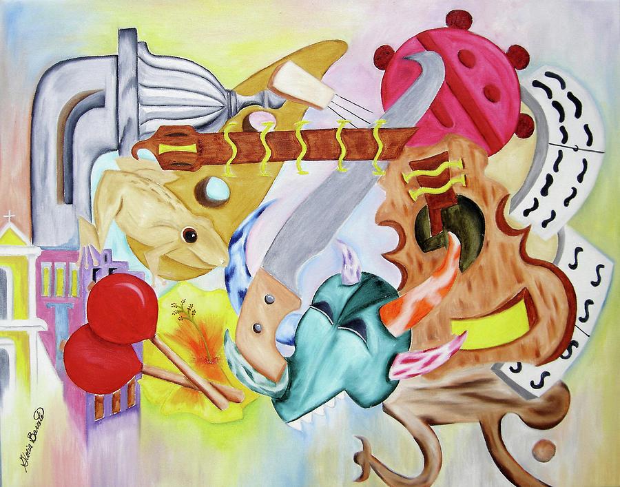 La Cultura by Gloria E Barreto-Rodriguez