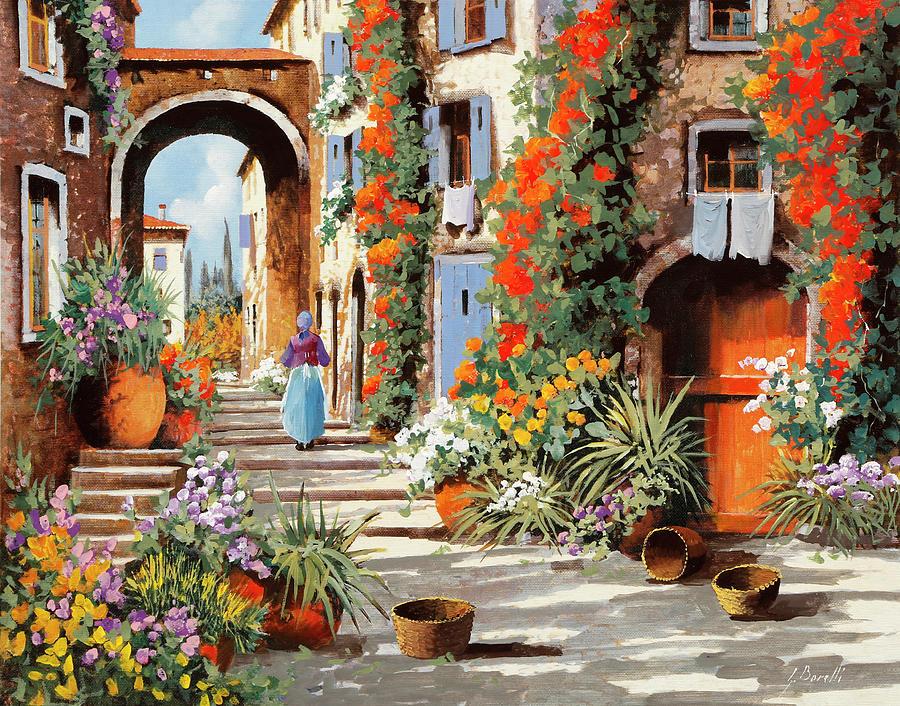La Donnina Painting