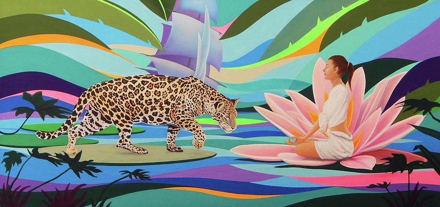 La Malinche by Angel Ortiz