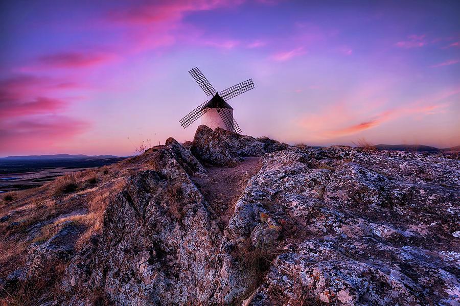 La Mancha by Jorge Maia