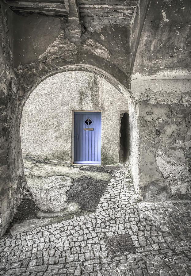 La Porte Bleu by Fred J Lord