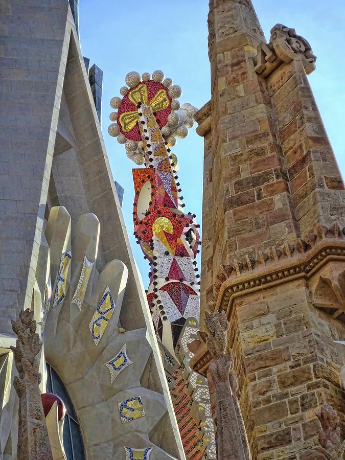 La Sagrada Familia # 15 - Barcelona Photograph