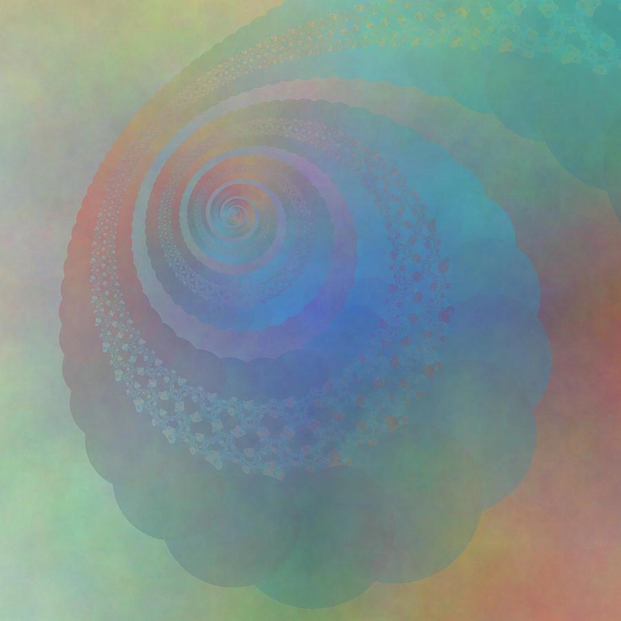 Lace Spiral by Blair Gibb