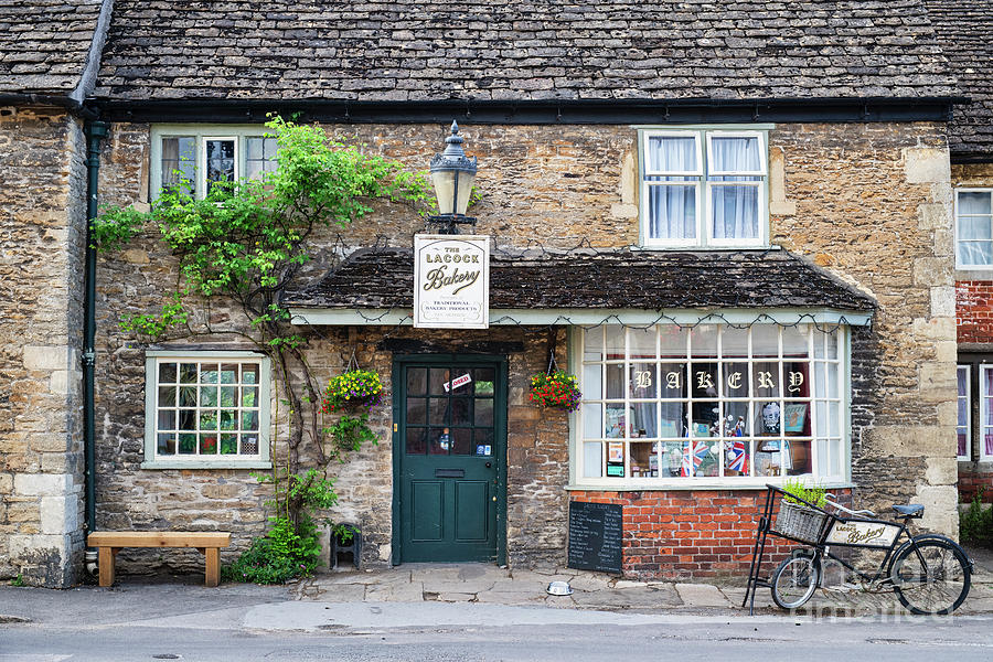 Lacock Bakery by Tim Gainey