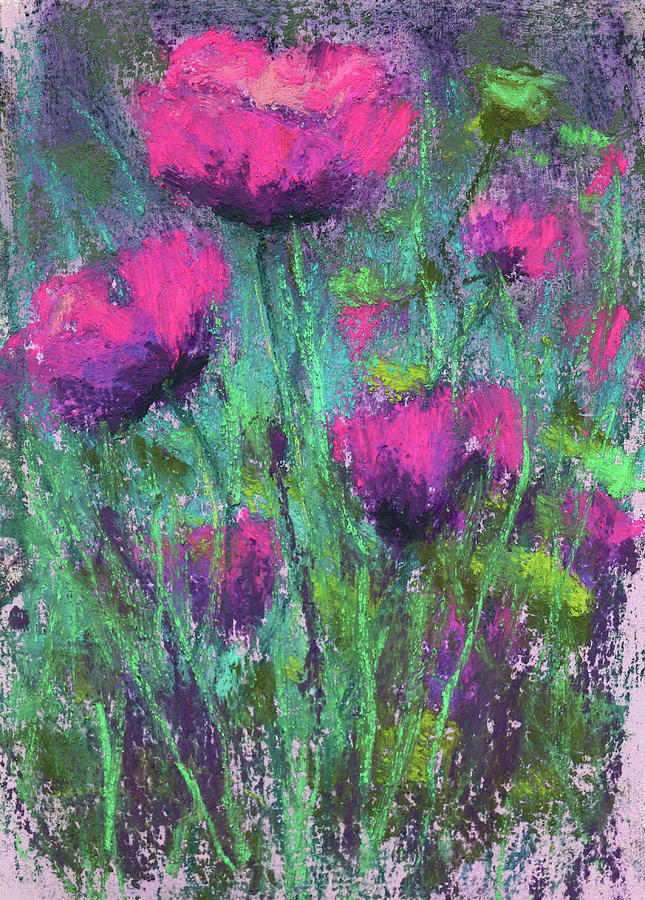 Ladies in Pink by Susan Jenkins