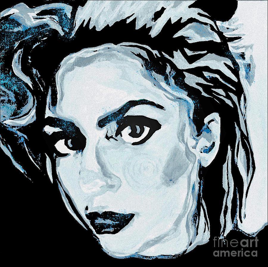 Lady Gaga Enigma by Tanya Filichkin