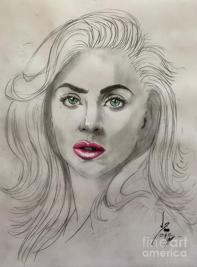 Lady GaGa by John Creekmore