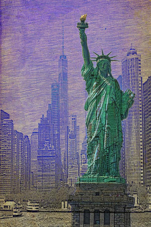 Lady Liberty by Joan Reese