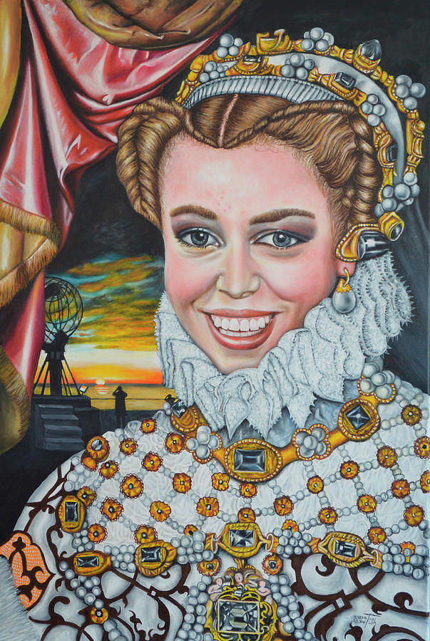 Lady Merete of Norway by O Yemi Tubi