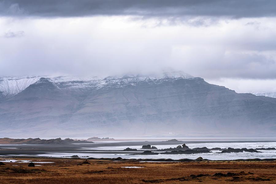 Iceland Photograph - Laekjavik Scene by Framing Places
