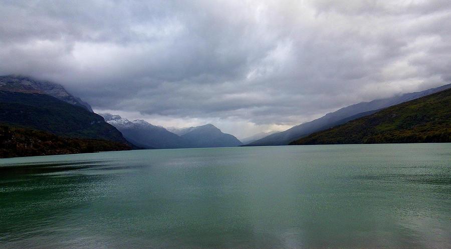 Lago Roca, Tierra Del Fuego, Argentina by Kurt Van Wagner