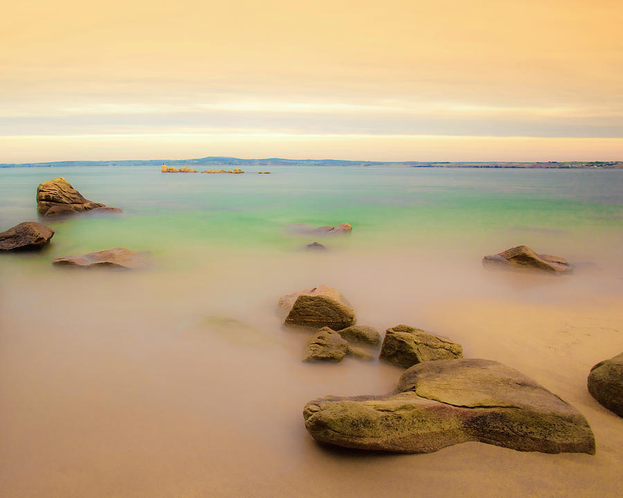 Lagon Breton Photograph by Philippe Doucet