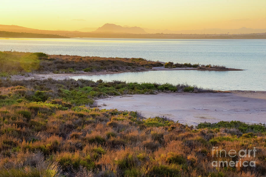 Lagoon of Torrevieja by Fine Art On Your Wall