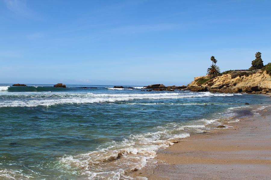 Empty Photograph - Laguna Beach by Behindthelens