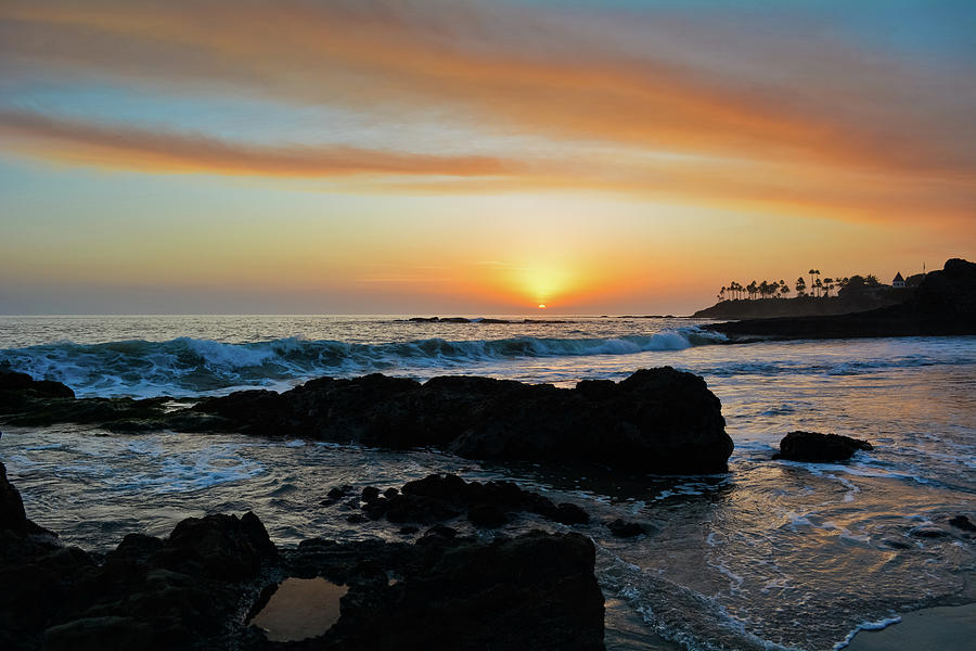 Laguna Beach Recreation Point by Kyle Hanson