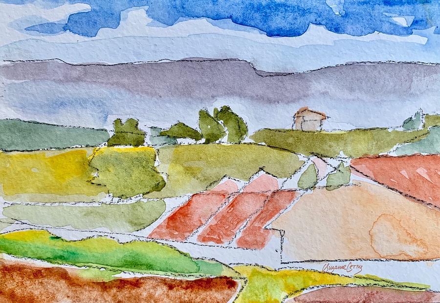 Laguna del Sol #4 by Suzanne Cerny