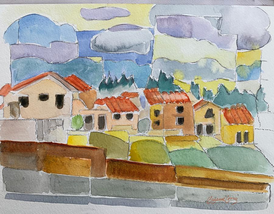 Laguna del Sol Houses Design  by Suzanne Cerny