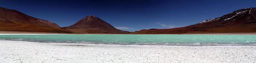Laguna Verde Photograph by Dara Mulhern Photography