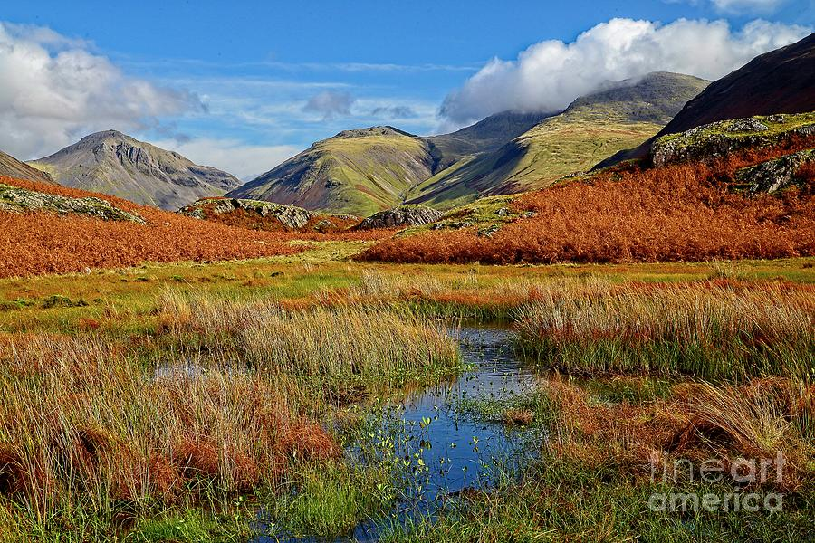 Lake District Fells and Mountains by Martyn Arnold