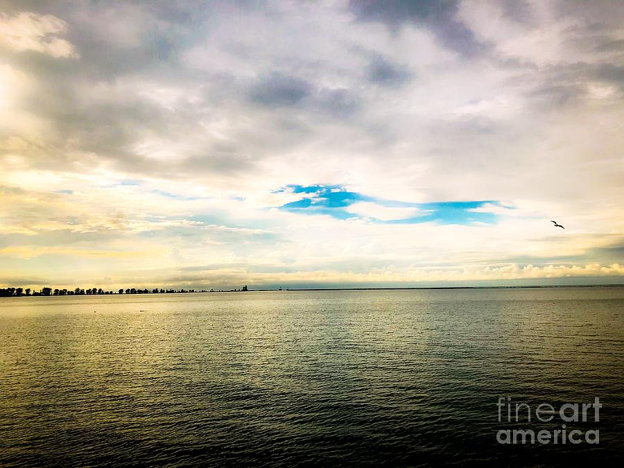 Lake Erie Summer Photograph