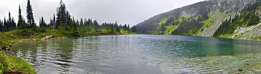 Lake Eunich Panaramic by Tikvah's Hope