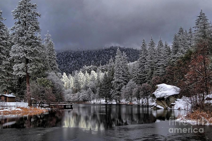 Lake Fulmor by Alex Morales
