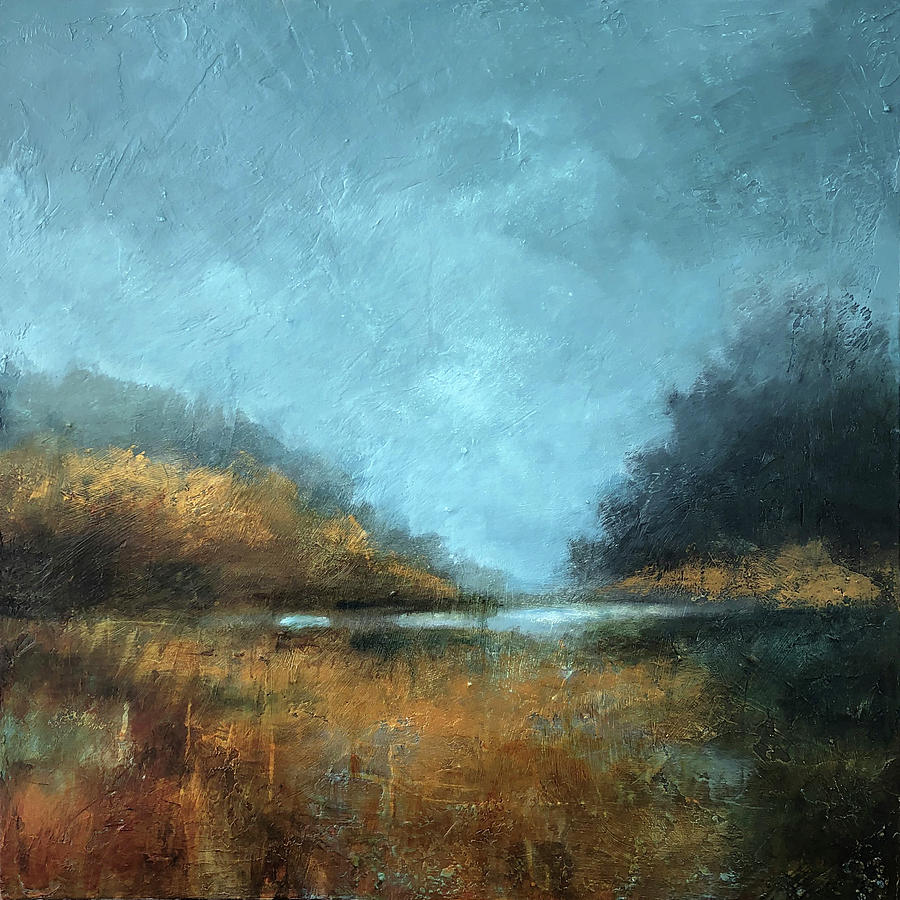 Lake in the Woods by Filomena Booth