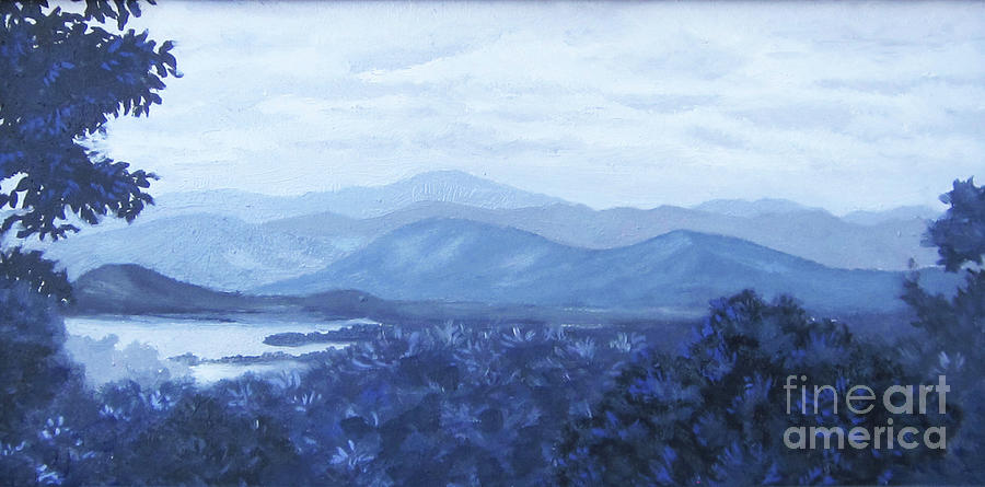 Lake Julian  by Anne Marie Brown