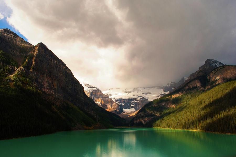Lake Louise I by Yuri San