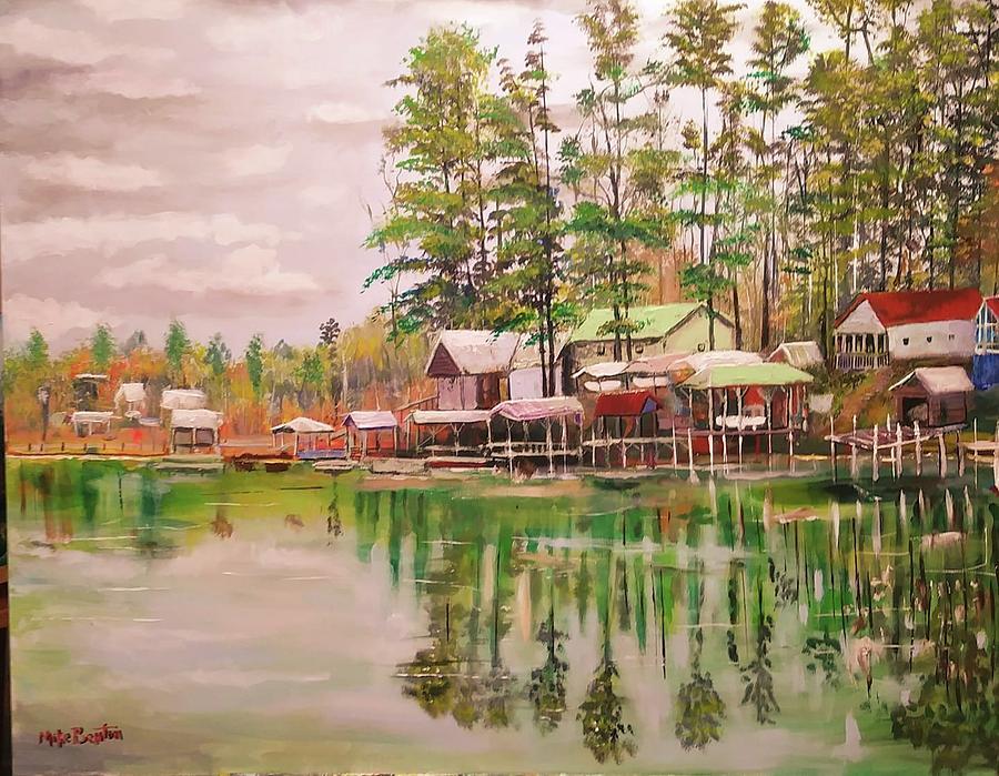 Lake Martin by Mike Benton