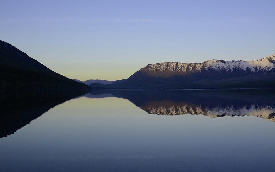 Lake McDonald at Dawn by Whispering Peaks Photography