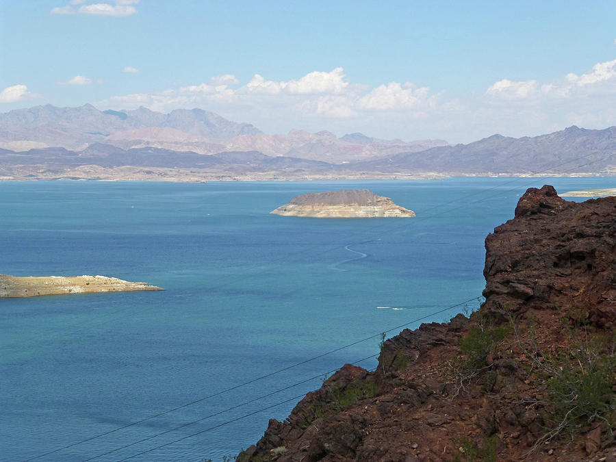 Lake Mead Nevada NV by Toby McGuire