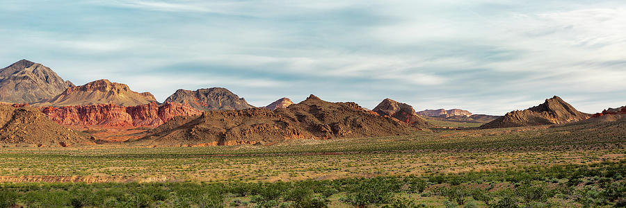 Lake Mead Rec 01 by MIKE MCQUADE