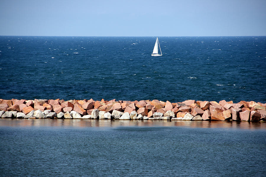 Lake Michigan Photograph by J.castro