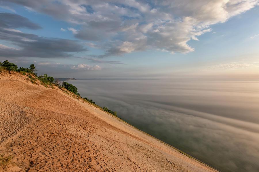 Lake Michigan Overlook 11 by Heather Kenward
