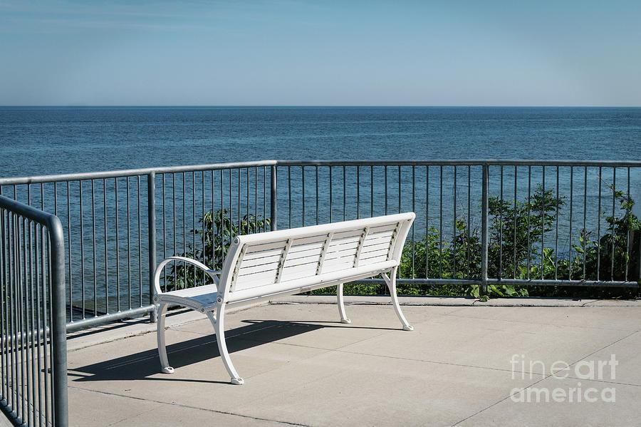 Lake Michigan Overlook Photograph