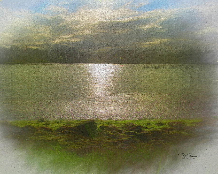 Lake Morning Dreams by Bill Posner