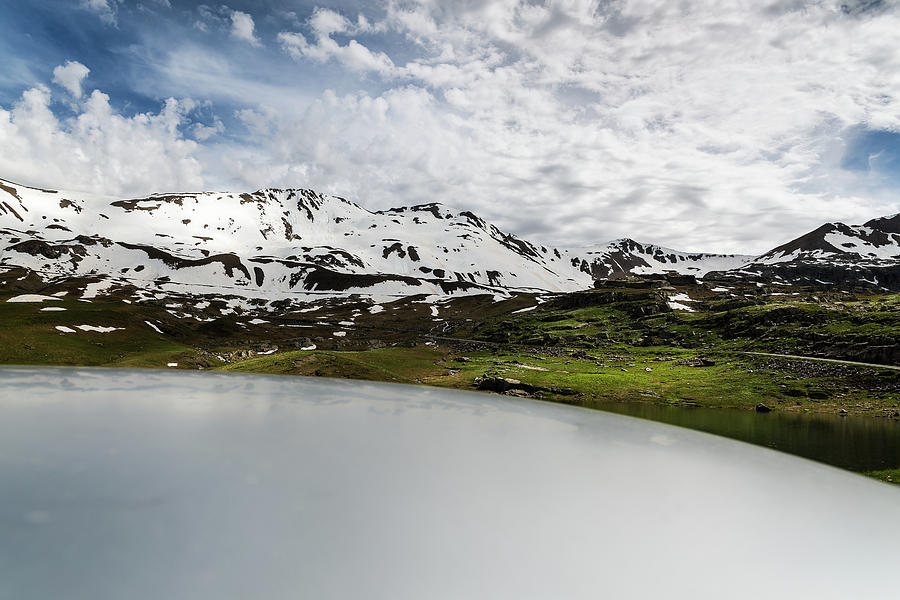 Lake of the Eissaupres - 1 by Paul MAURICE