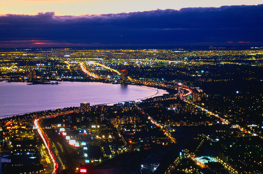 Lake Ontario And Suburban Toronto Photograph by Lonely Planet