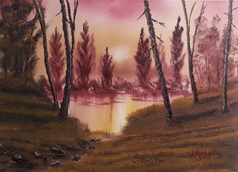 Lake Path by Anthony Nunez