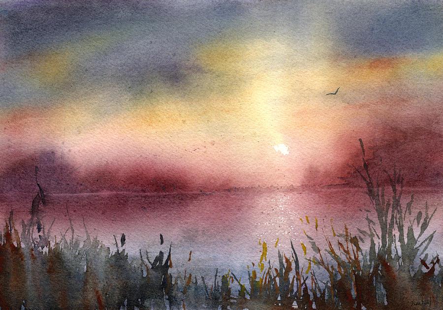 Lake Sunrise by Sean Seal