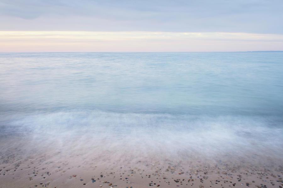 Great Lakes Photograph - Lake Superior Beach II by Alan Majchrowicz